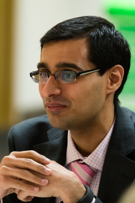 Zeshan Sattar - Guardian/Fujitsu Roundtable Discussion on data protection, 15/09/2015.
