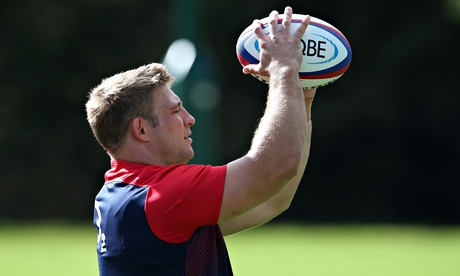 Tom Youngs should benefit from Geoff Parling's lineout knowledge | Dean Ryan