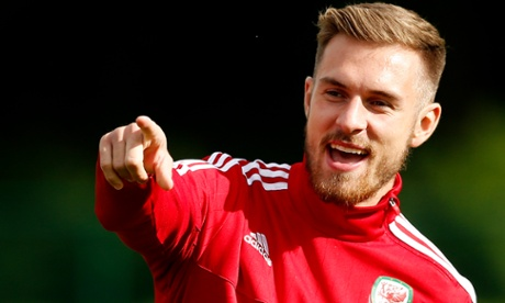 Aaron Ramsey's big Wales ambition moves a step closer as Euro 2016 beckons