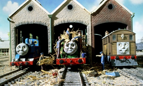 Thomas The Tank Engine is a totalitarian nightmare and other truths we've learned from kids' TV