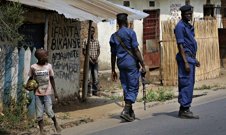 Fear stalks Burundi as besieged regime turns to torture