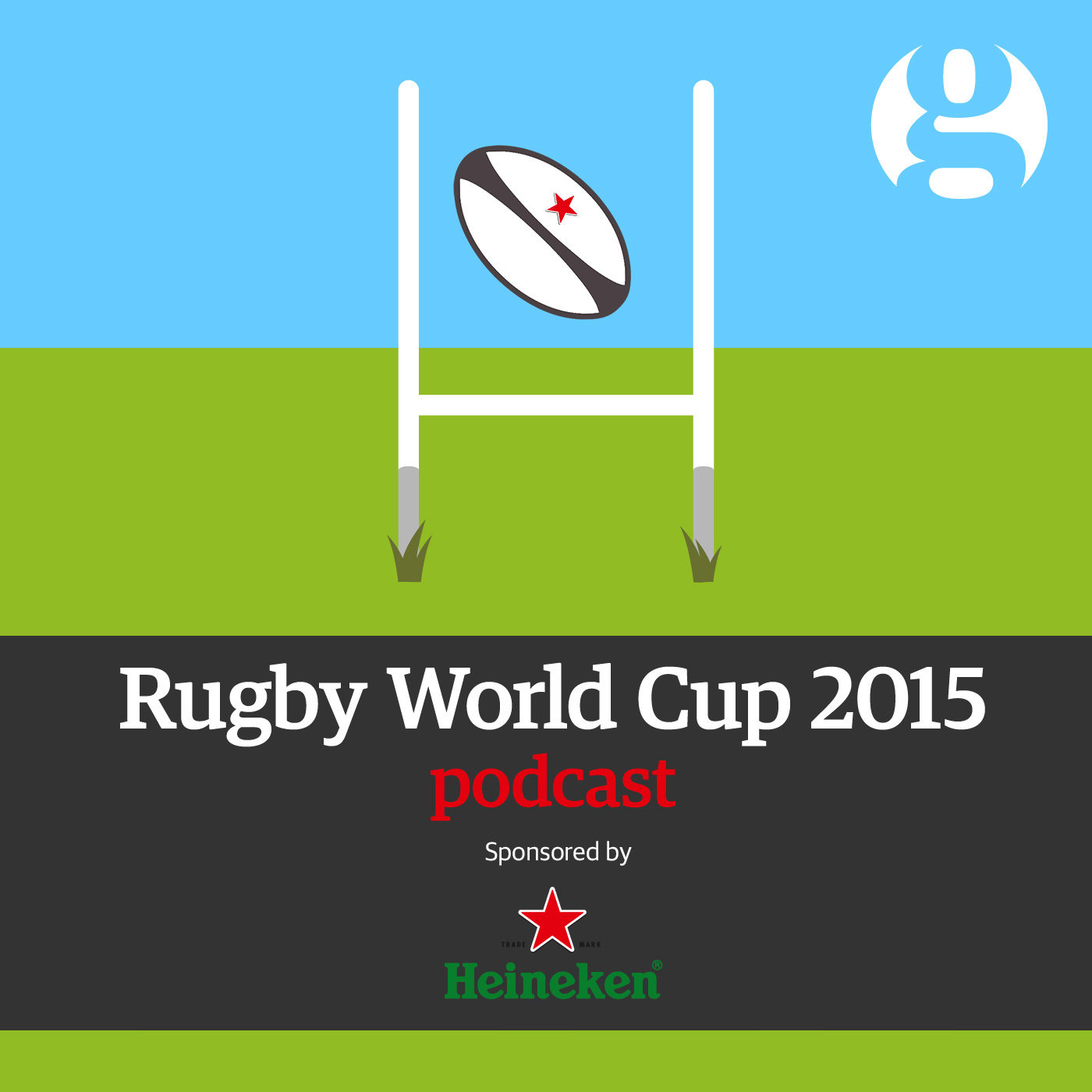 Rugby World Cup 2015 podcast, sponsored by Heineken