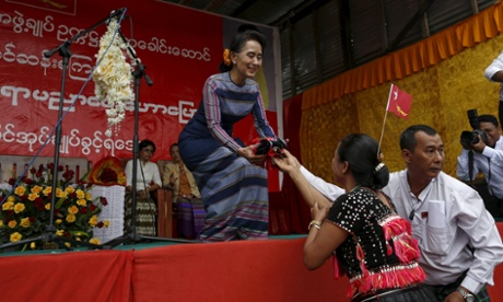Campaign season starts in Myanmar's first free general election