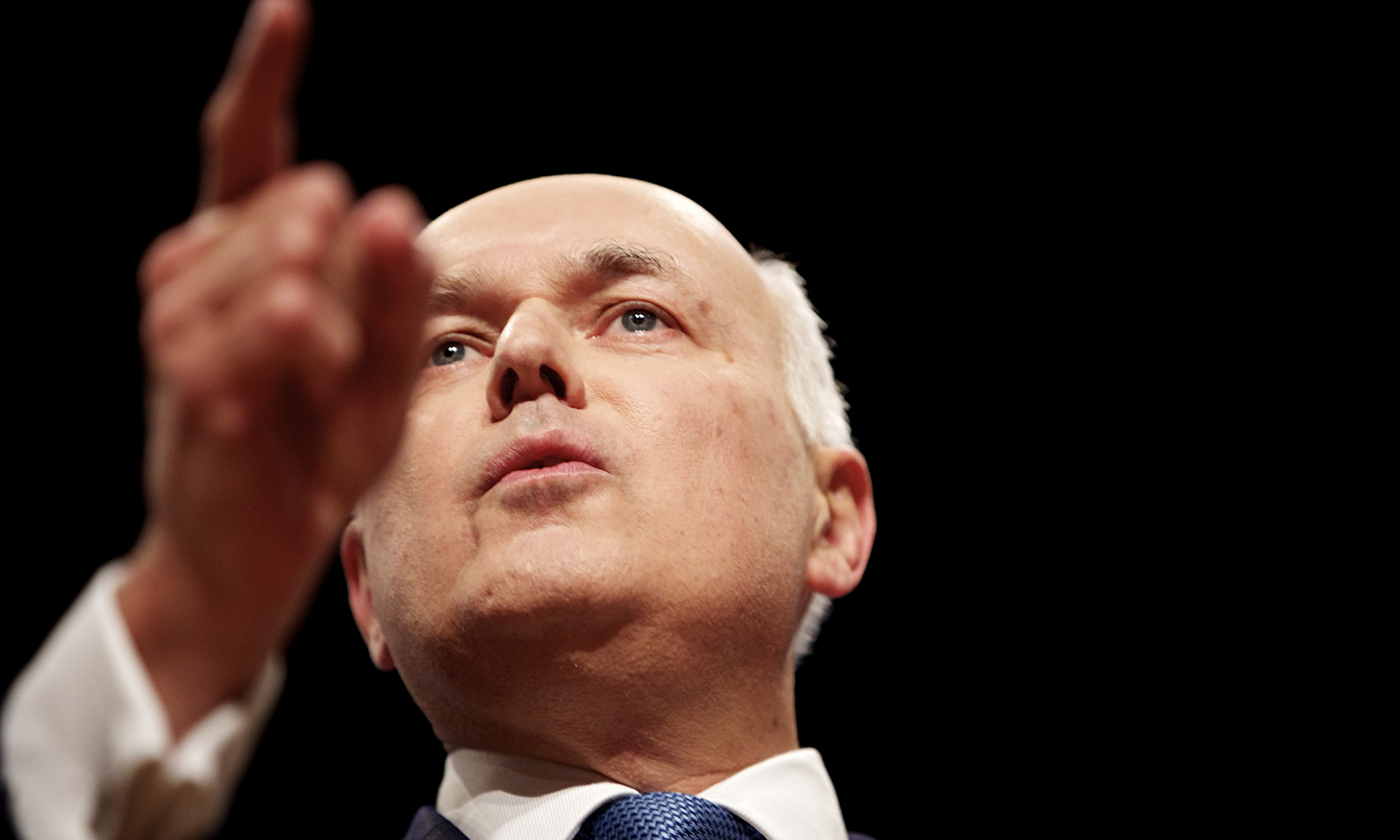 Does Iain Duncan Smith really think disabled people are less 'normal'? | Frances Ryan | Opinion | The Guardian - Iain-Duncan-Smith-009
