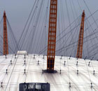 The O2, formerly the Millennium Dome