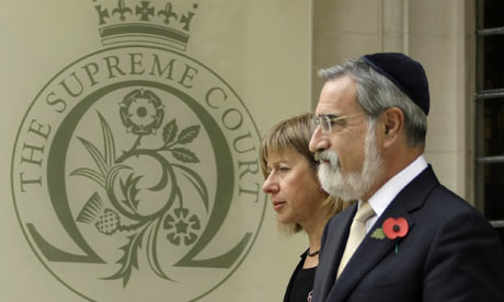 A tough day at the court for Rabbi Sex