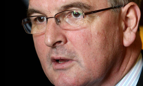 Des Browne to quit the Commons