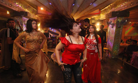 baghdads night life falls foul of religious right world