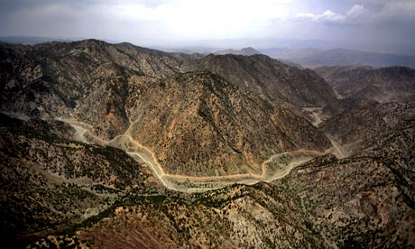 Shawal Valley in North Waziristan