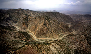 Shawal Valley in North Waziristan