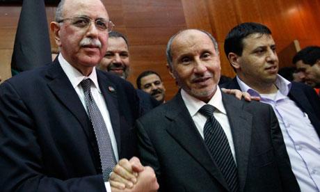 Libya's new PM Abdel-Rahim al-Keeb