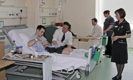 NHS funding pressures hitting frontline, says A&E chief   Society ...