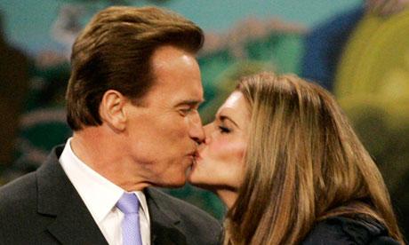 arnold schwarzenegger wife name. Arnold Schwarzenegger, Maria