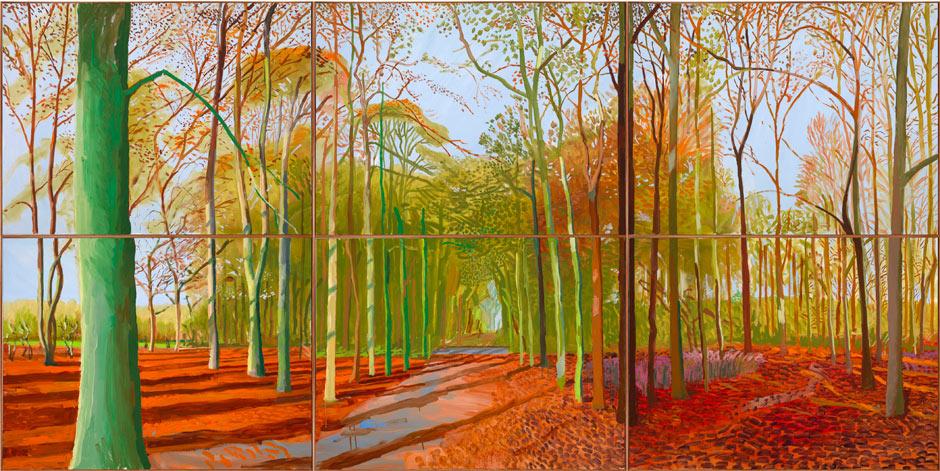 David Hockney Net Worth