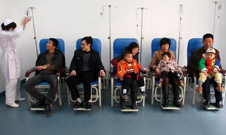China healthcare