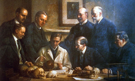 From the archive, 19 December 1912: Piltdown Man 'a hitherto unknown species'
