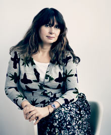 Alexandra Shulman. Photograph: Julian Broad for the Observer