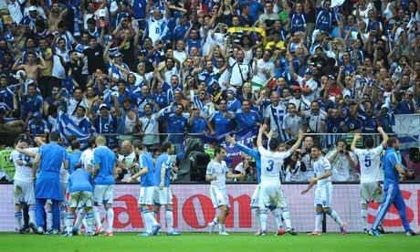 Greece football team