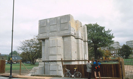 House – Rachel Whiteread