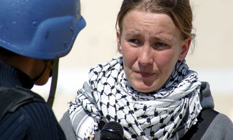 American Peace Activist Killed By Israeli Bulldozer