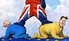 11.01.13: Steve Bell on David Cameron's big speech on the European Union
