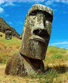Jared Diamond: Easter Island