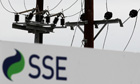 Energy company SSE