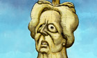 9.4.13: Steve Bell on Margaret Thatcher's greatest achievement