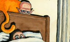 11.06.13: Steve Bell on William Hague's statement about GCHQ