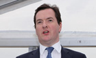 George Osborne visit to the River Mersey Estuary