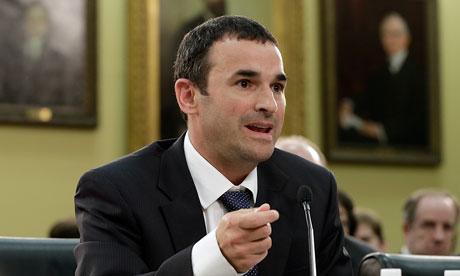 IRS commissioner Danny Werfel