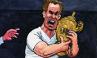 09.07.13: Steve Bell on Andy Murray's Wimbledon win – and possible knighthood