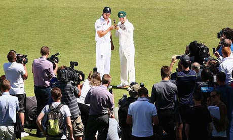 Ashes photocall