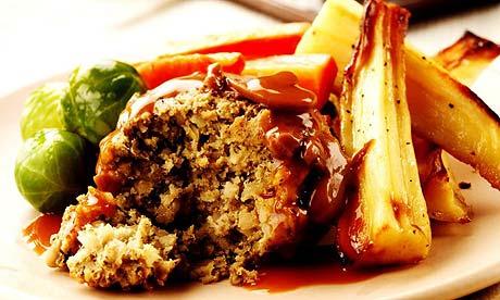 Easy vegetarian recipes for christmas dinner