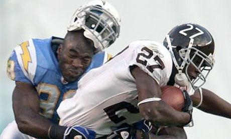 Denver Broncoes, San Diego Chargers, NFL, 2009