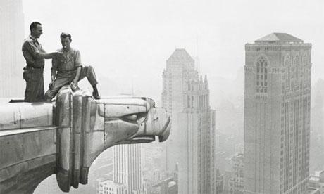 Smoking in New York, Chrysler Building