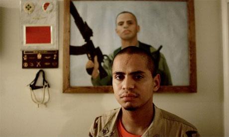 Jesus Bocanegra, PTSD, Iraq war veteran
