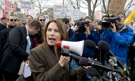 michele bachmann quo. Michele Bachmann, Tea Party