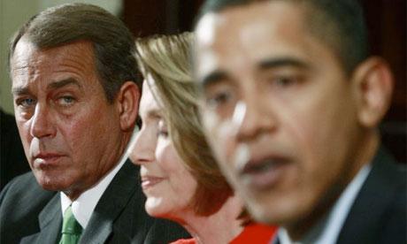 Nancy Pelosi John Boehner
