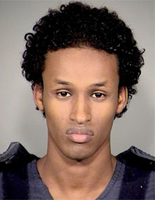 Mohamed Osman Mohamud, the Christmas tree bomber, Portland Oregon