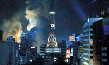 RGA GODZILLA VS KING GHID#1.JPG Kempachiro Satsuma as Godzilla