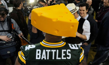 Super Bowl XLV Green Bay Packers