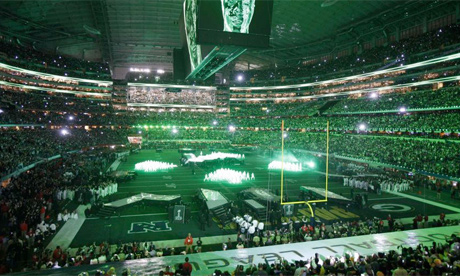 Super Bowl XLV, February 2011, Texas