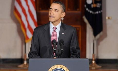 President Barack Obama on Egypt, after M