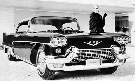 Cadillac Eldorado 1950s