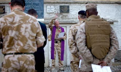 military chaplain Afghanistan
