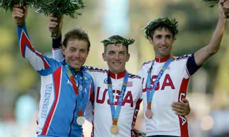 Tyler Hamilton Olympics 2004