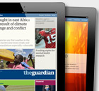 Guardian iPad app