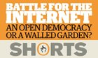 Guardian Shorts Battle for the Internet