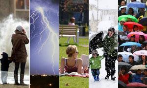 Weather scenes 001 Weather
